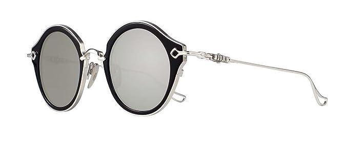 35fe35123602 Chrome Hearts - Bella - Sunglasses (Black   Shiny Silver