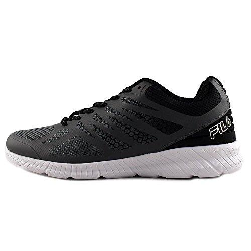 Shoe Men's Speedstride Metallic Memory Black Fila Castlerock Silver Running 4PIFqq