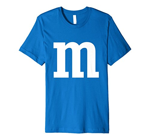 Alphabet M (lower case letter m) Premium Shirt