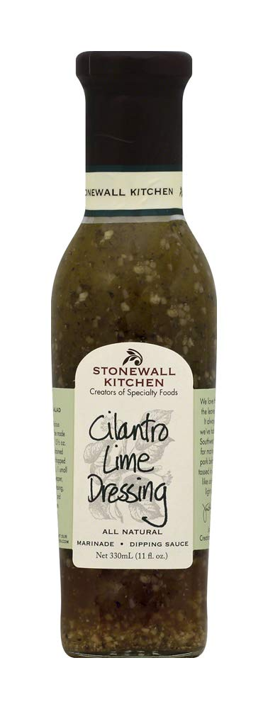 Stonewall Kitchen Cilantro Lime Dressing, 11 oz