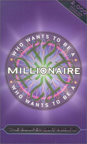 Who Wants to be a Millionaire The Quiz Book