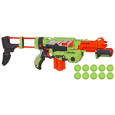 Vortex Praxis from Nerf