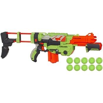 Nerf Gun Green Lot Of 2 Doominator & Dart Tag Guns