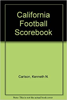 Descargar Torrent En Español California Football Scorebook Patria PDF