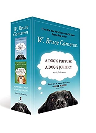 book cover of A Dog\'s Purpose Boxed Set