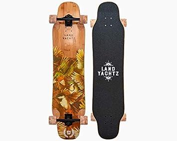 Landyachtz Bamboo Hatchet Birds Longboard Complete