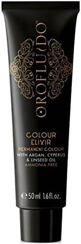 Orofluido Colour Elixir Tinte Permanente, Tono 5 Light Brown ...