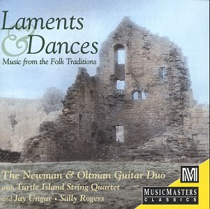 Laments & Dances: Music from the Folk Traditions ()