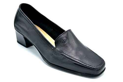 Pitillos 620 negro - Zapato clásico con tacon