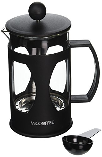 MR. COFFEE 20 OZ (591 ml) COFFEE PRESS - New Design