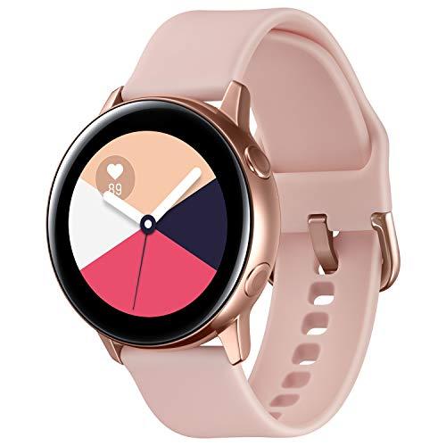 Samsung SM-R500NZDAXSA Galaxy Watch Active (Australian Version), Rose Gold