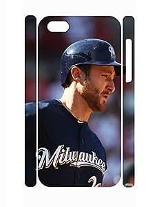 3D Print Custom Vintage Sports Man Shot Hard Iphone 5C Cover Case