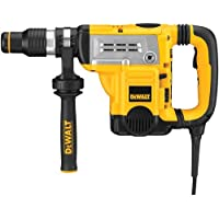 Dewalt D25603K 1-3/4-Inch Sds Max Combination Hammer Noticeable