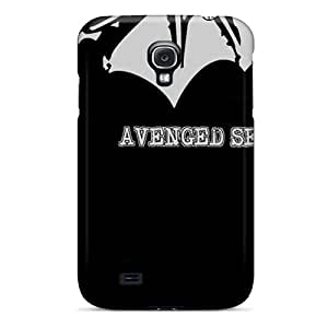 Faddish Phone Avenged Sevenfold Cases For Galaxy S4 / Perfect Cases Covers