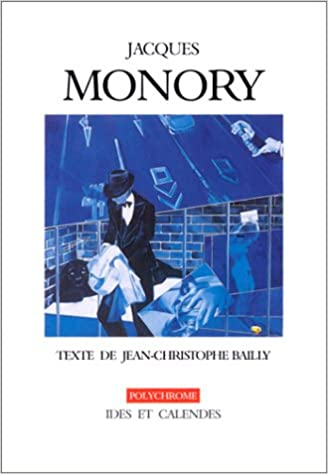 Jacques Monory (livre