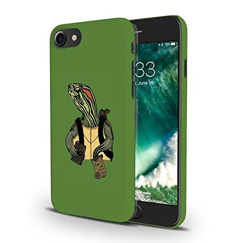 Koveru Back Cover Case for Apple iPhone 7 - Old age ninja turtle