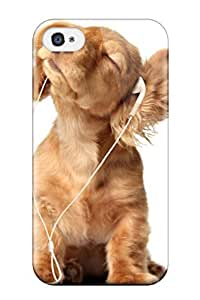 Hot Fashion GsGNBck12151nMDQE Design Case Cover For Iphone 4/4s Protective Case (dog For Ipad )