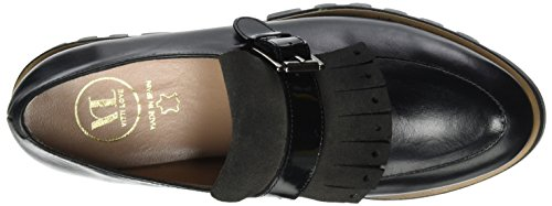 Vitti Love Damen 868-528 Slipper Schwarz (Negro)