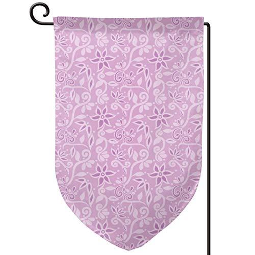 Room101 Garden Flag Summer,Rapunzel Bodice Floral_67,12.5 x 18 Inch