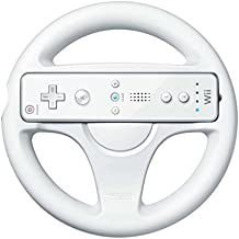 Official Nintendo Wii Wheel Wii Remote Controller not included (Certified Refurbished)