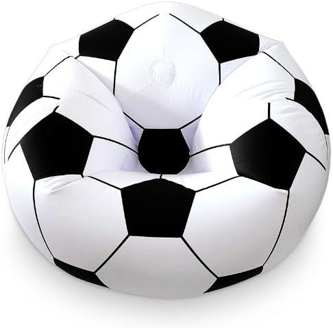 Sillón para ver partidos de fútbol, forma de balón - Bestway ...