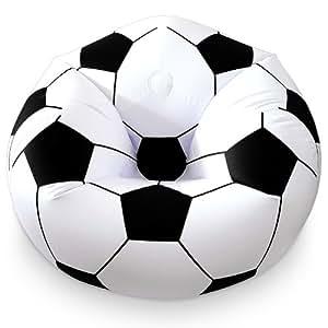 Sillón para ver partidos de fútbol, forma de balón - Bestway