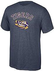 NCAA Mens NCAA T Shirt Charcoal Vintage