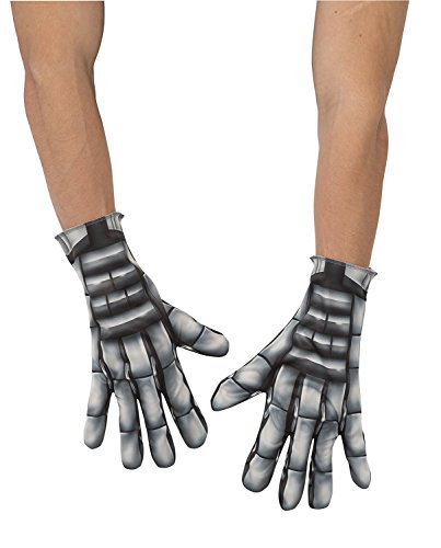 [Rubie's Costume Co Men's Avengers 2 Age Of Ultron Adult Ultron Gloves, Multi, One Size] (Ultron Halloween Costumes)