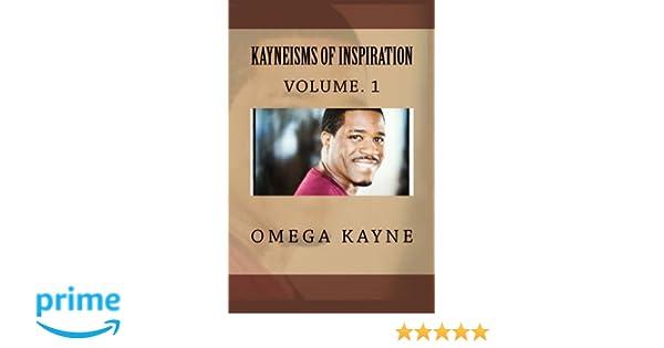 Kayneisms Of Inspiration