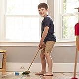 Melissa & Doug Dust! Sweep! Mop! 6-Piece Pretend