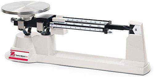 Ohaus TJ611 Triple Beam Jr. Mechanical Balances, 610g Capacity, 0.1g Readability, ()