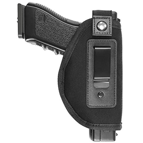 Marmot Holsters for Pistols Waistban Holster Gun Concealed Carry IWB Holster for SubCompact/Compact/Standard Pistols/Handgun - Right Hand Inside Waistban