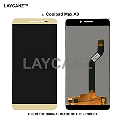 LAYCANZ LCD Display and Touch Screen Digitizer: Amazon in