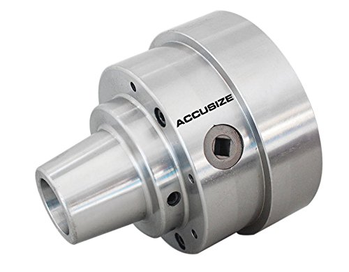 AccusizeTools - 5C, 5'' Collet Chuck with Integral D1-5 Camlock Mounting, #0269-0015 by Accusize Industrial Tools