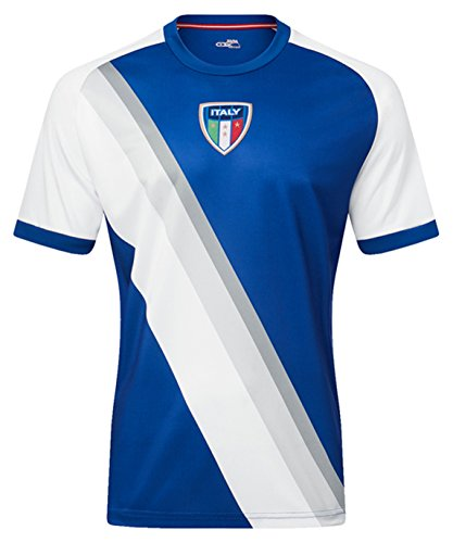 Xara Soccer International V4 Shirt - Italy - Youth Large