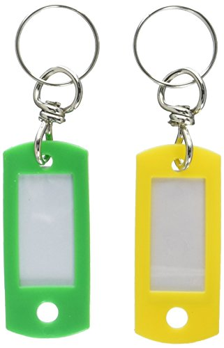 Swivel Key Tag (HY-KO PROD Key Tag/Swivel Ring, 2 Pack (KC139))