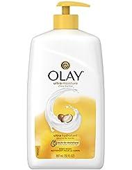 Olay Ultra Moisture Shea Butter Body Wash, 30 Fluid Ounce