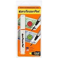 EURO TESTER PEN® XL - Détecteur de Faux Billets (Formule Brevetée) pour toutes les devises internationales (Made in Italy) - PRIX PROMOTIONNEL 23% DE REMISE-