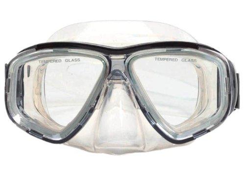 UPC 085334905627, Poolmaster 90562 Malibu Adult Silicone-Pro Swim Mask