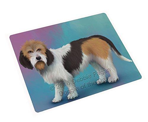 Petit Basset Griffon Vendeen Dog Magnet (Small 5.5