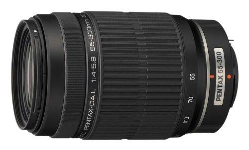 ペンタックス PENTAX 純正 smc PENTAX-DA L 55-300mmF4-5 8 ED 交換レンズ Kマウント