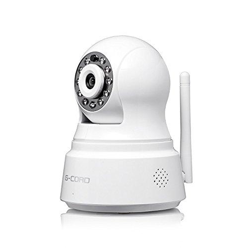 G-Cord 720P WIFI Wireless IP Camera Security Night Vision &