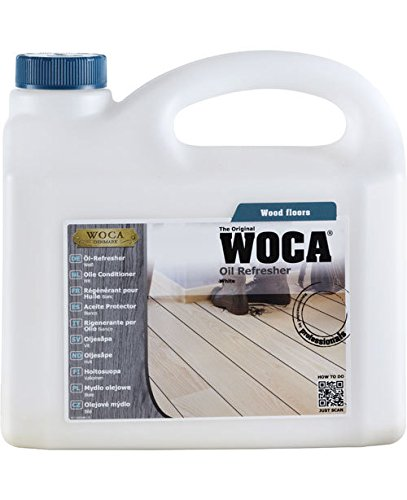 Woca Denmark The Original WOCA Oil Refresher White 1 Liter - Refresher Oil