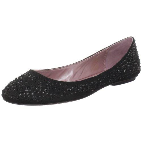 Rebel Women's Black Miki Flat Luxury FgfqSwxpp
