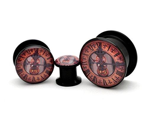 0g steampunk plugs - 7