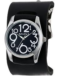 Nemesis Womens THN109K Showgirl Sleek Design Watch