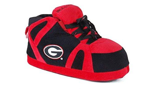 (GEO01-2 - Georgia Bulldogs - Medium - Happy Feet Men's and Womens NCAA)