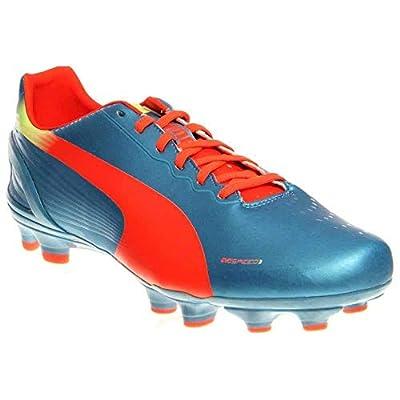 PUMA Men's Evospeed 3.2 Firm Ground Soccer Shoe