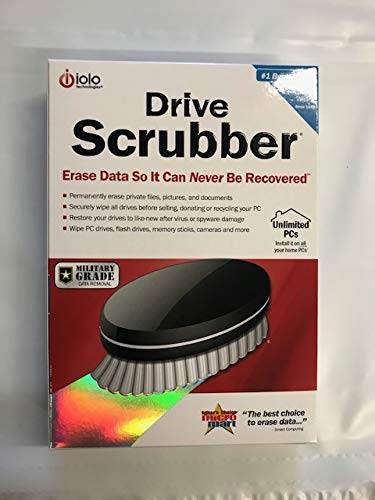 iolo DriveScrubber by iolo