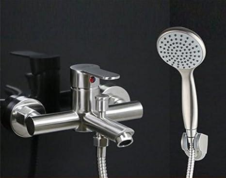Vasca Da Bagno A Scomparsa : Acciaio inossidabile bagno doccia vasca rubinetto il tri